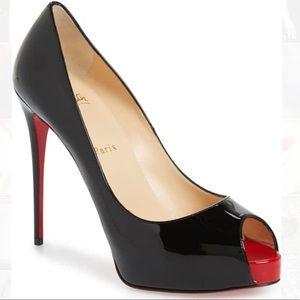 Christian Louboutin Black Heels!